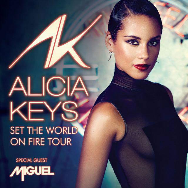 Alicia Keys Giveaway