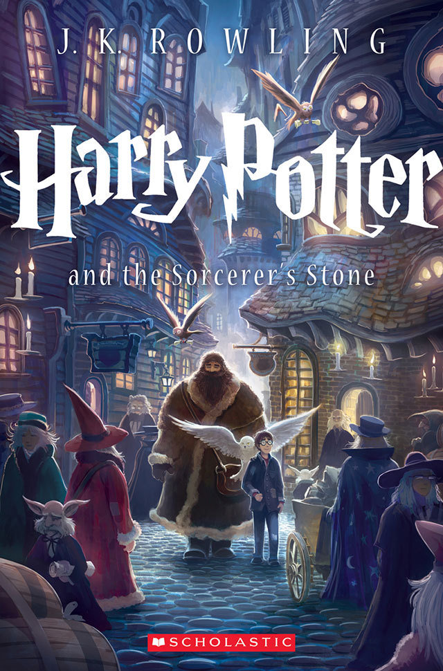 Kibuishi Harry Potter Cover