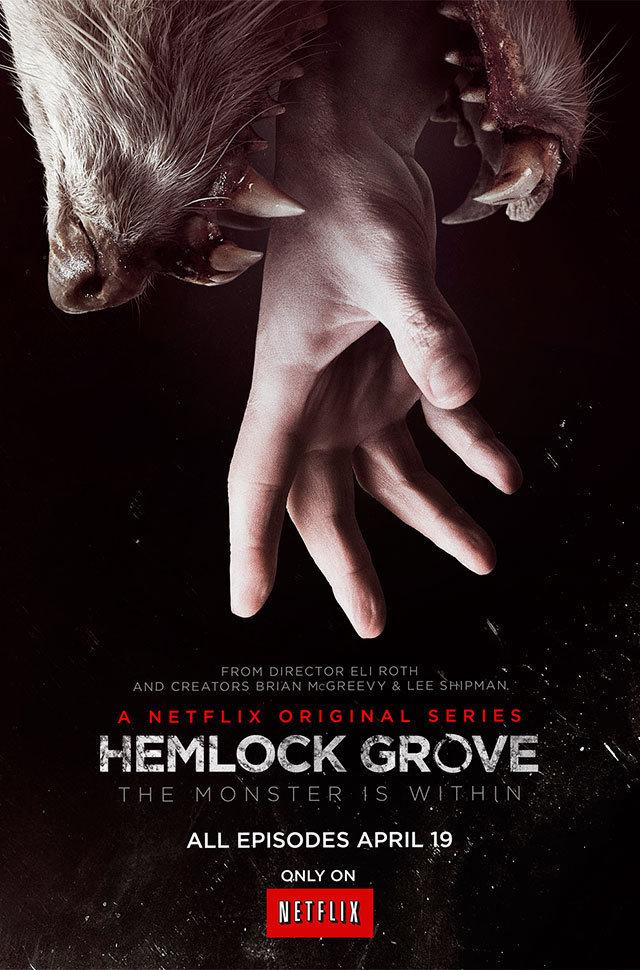 Win Hemlock Grove Giveaway Prize