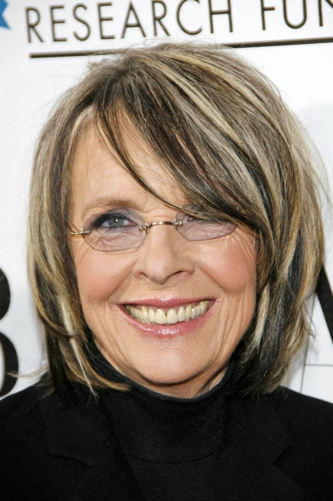 28 Lastest Diane Keaton Hair Color Dohoaso
