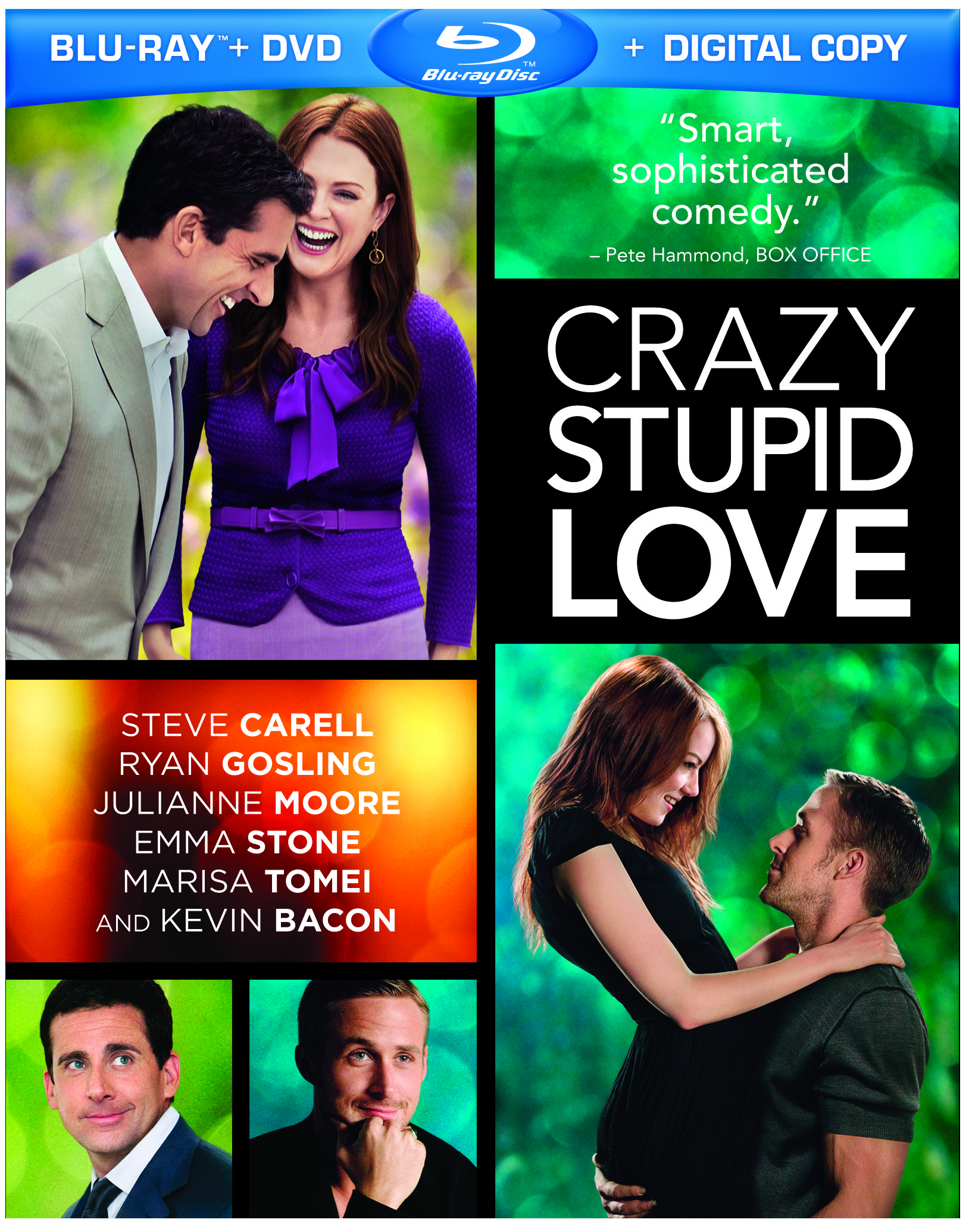 Crazy Stupid Love Blu-ray Box Art