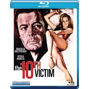 10th Victim Bluray