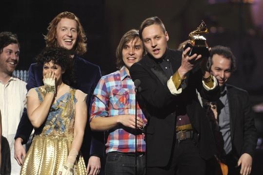 Grammys Arcade Fire