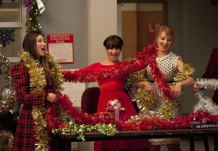 Glee Christmas Season 3