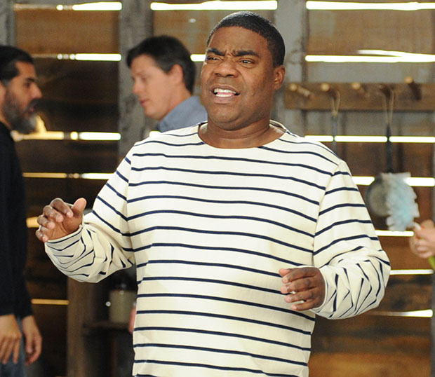 tracy morgan sings