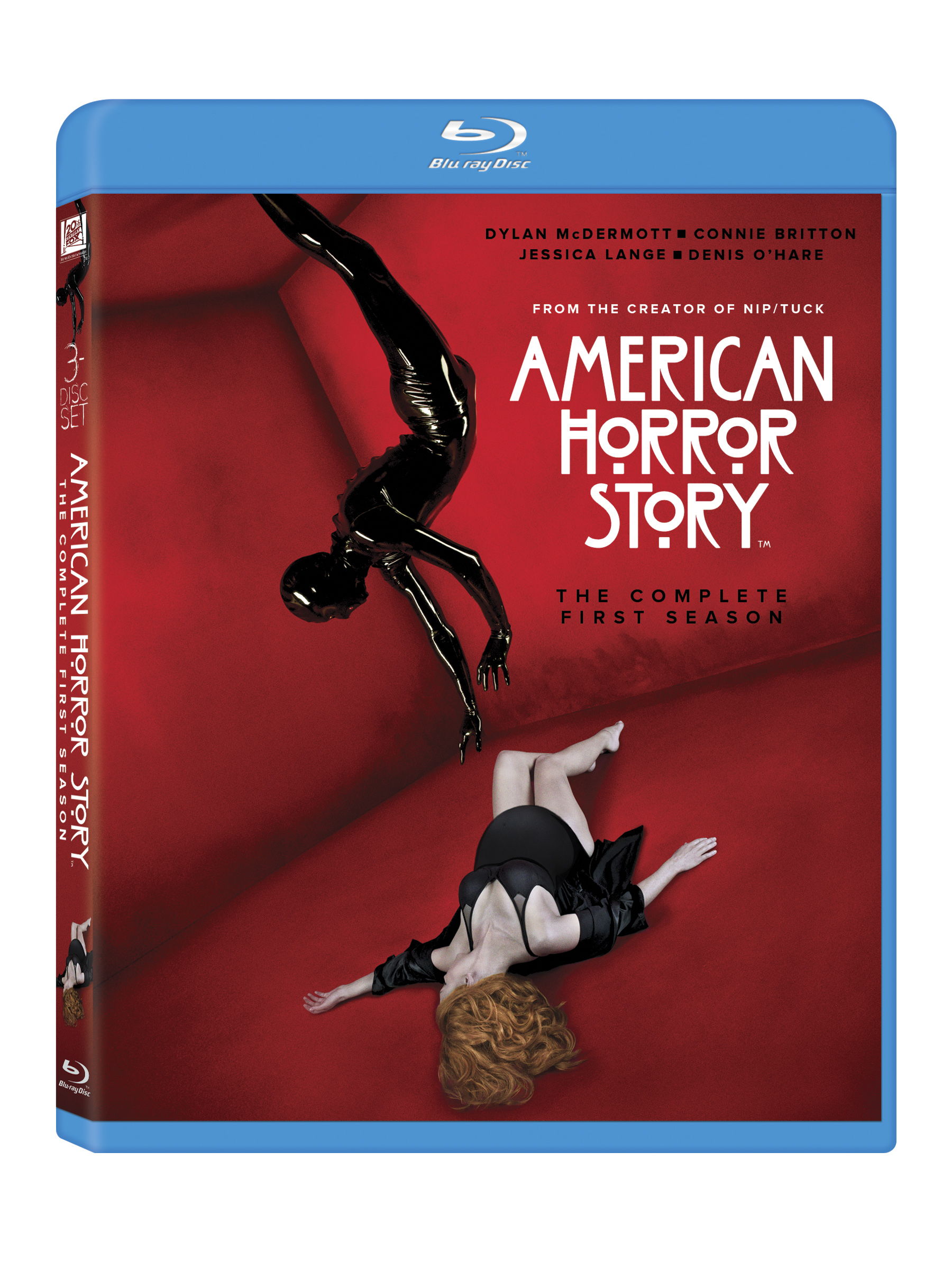 American Horror Story BluRay