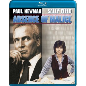 Absence of Malice Blu