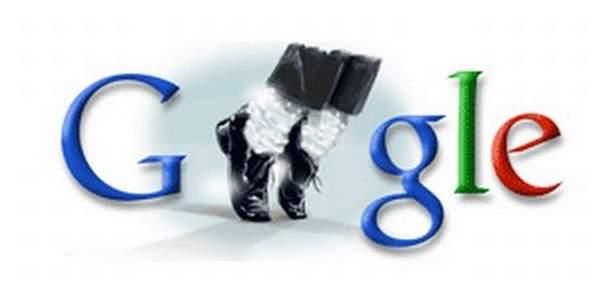 Michael Jackson Google Doodle