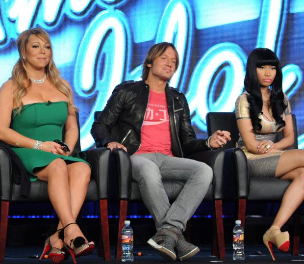 American Idol TCA Panel