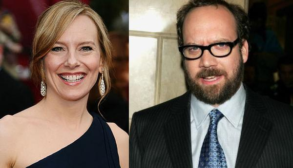 Amy Ryan & Paul Giamatti