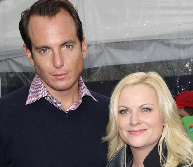 Amy Poehler Will Arnett Split