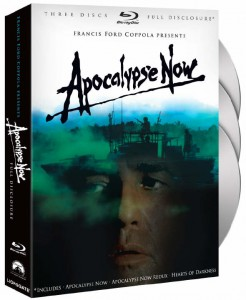 Apocalypse Now Blu Ray
