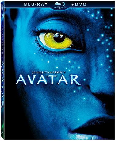 Avatar Blu Ray