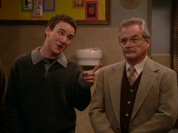 Boy Meets World Excited Gif Of boy meets world: i was