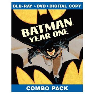 Batman Year One Blu