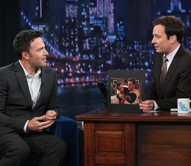 ben affleck jimmy fallon