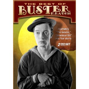 Buster Keaton Bluray