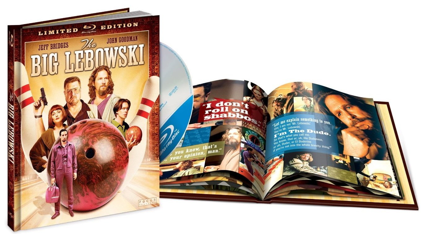 The Big Lebowski Blu-ray