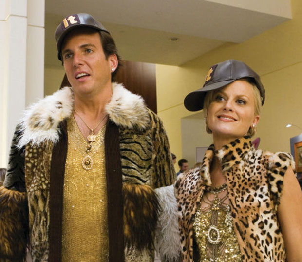 Will Arnett and Amy Poehler in Blades of Glory