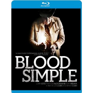 Blood Simple Bluray