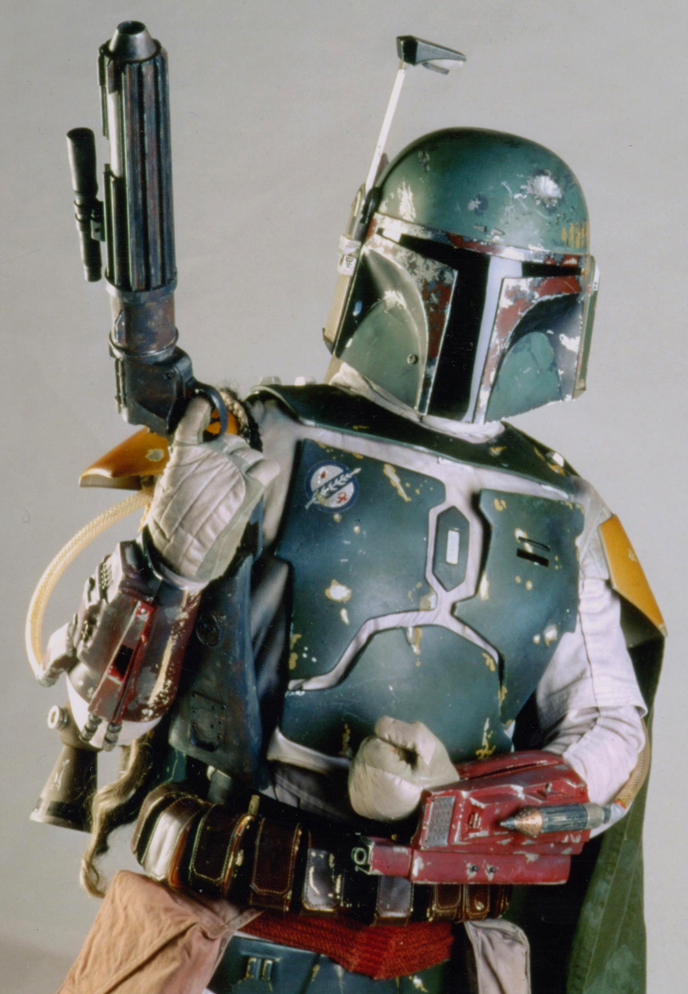 Boba Fett from 'The Empire Strike Back'