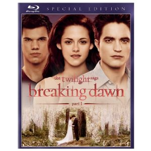 Breaking Dawn 1 Blu