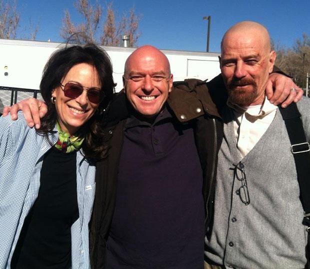 Breaking Bad - Bryan Cranston, Dean Norris, Jane Kaczmarek