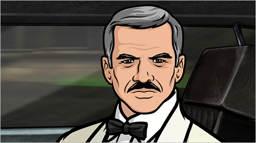 Archer Burt Reynolds Guest Spot