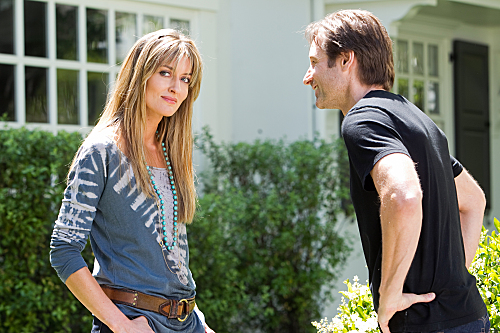 Californication Season 5 jfk lax