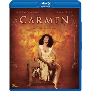 Carmen Bluray