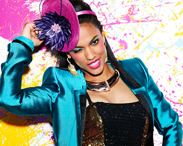 freema agyeman on the carrie diaries
