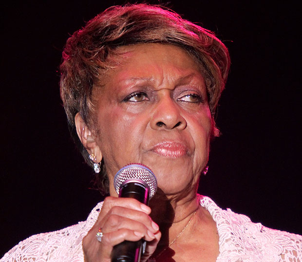 Cissy Houston Not OK with Whitney Houston Gay Rumors