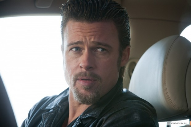 Brad Pitt in Cogan's Trade