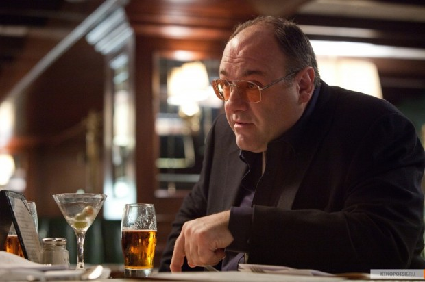 James Gandolfini in Cogan's Trade