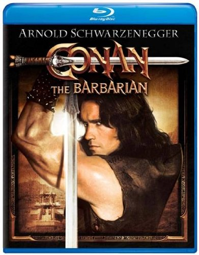Conan the Barbarian Bluray