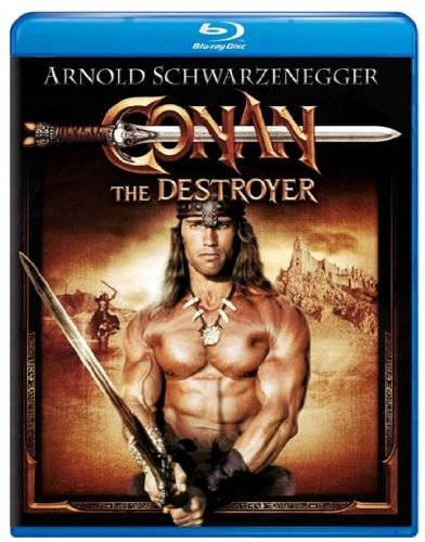 Conan the Destroyer Bluray