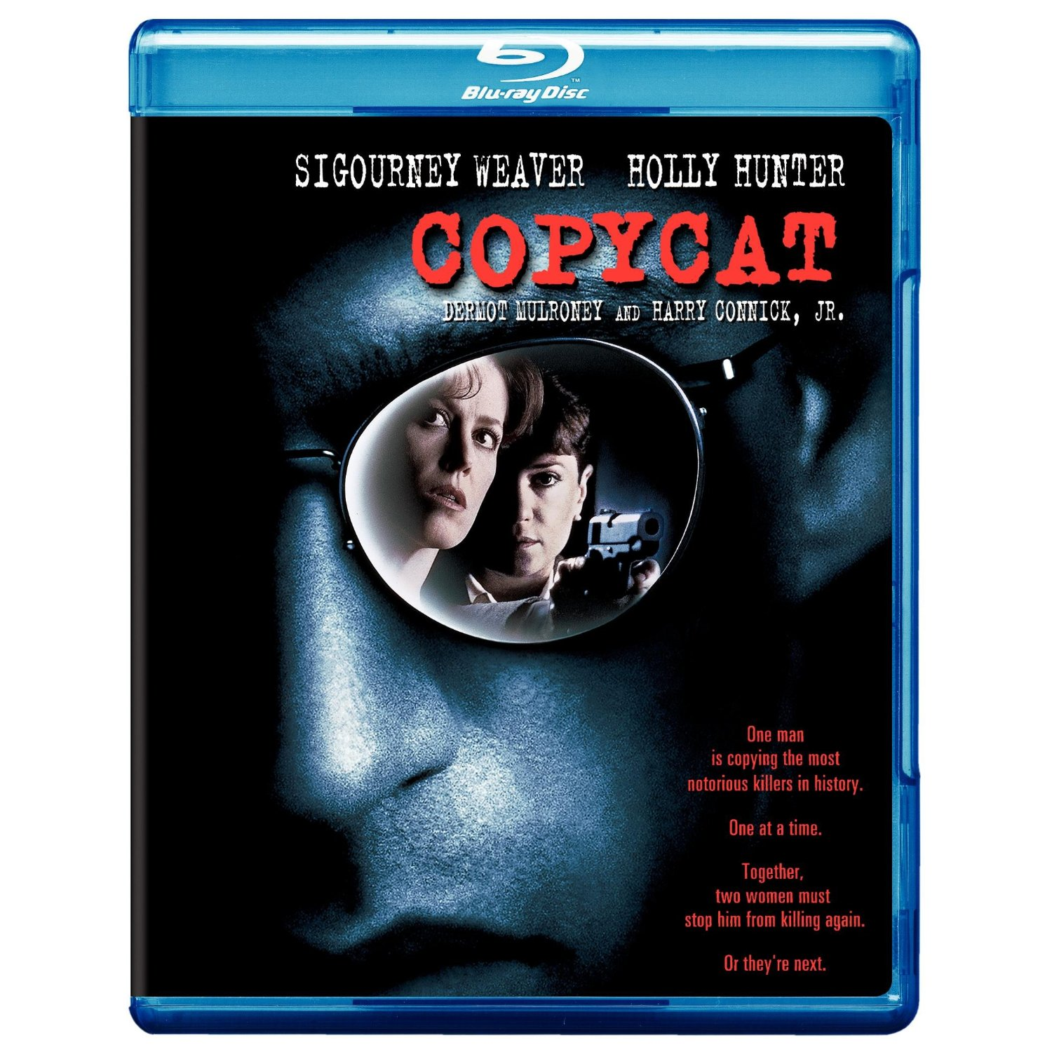 Copycat Bluray