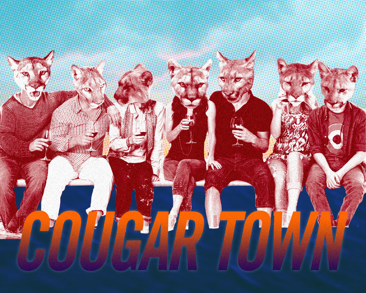 Cougar Town With Actual Cougars