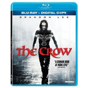 The Crow Bluray