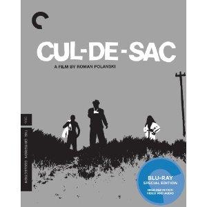 Cul-de-Sac Blu-ray