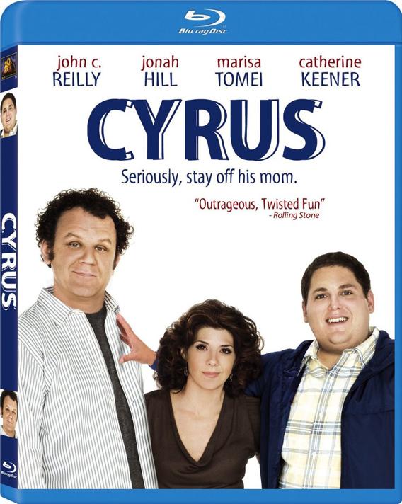 Cyrus Blu-ray