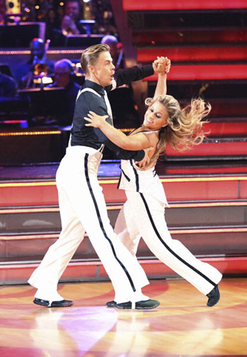 Shawn Johnson Dancing With the Stars Finale