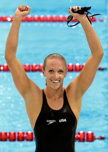 Dana Vollmer Olympics