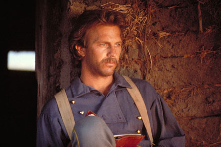 Dances With Wolves Kevin Costner Lt. Dunbar