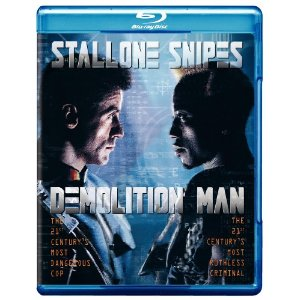 Demolition Man Blu-ray