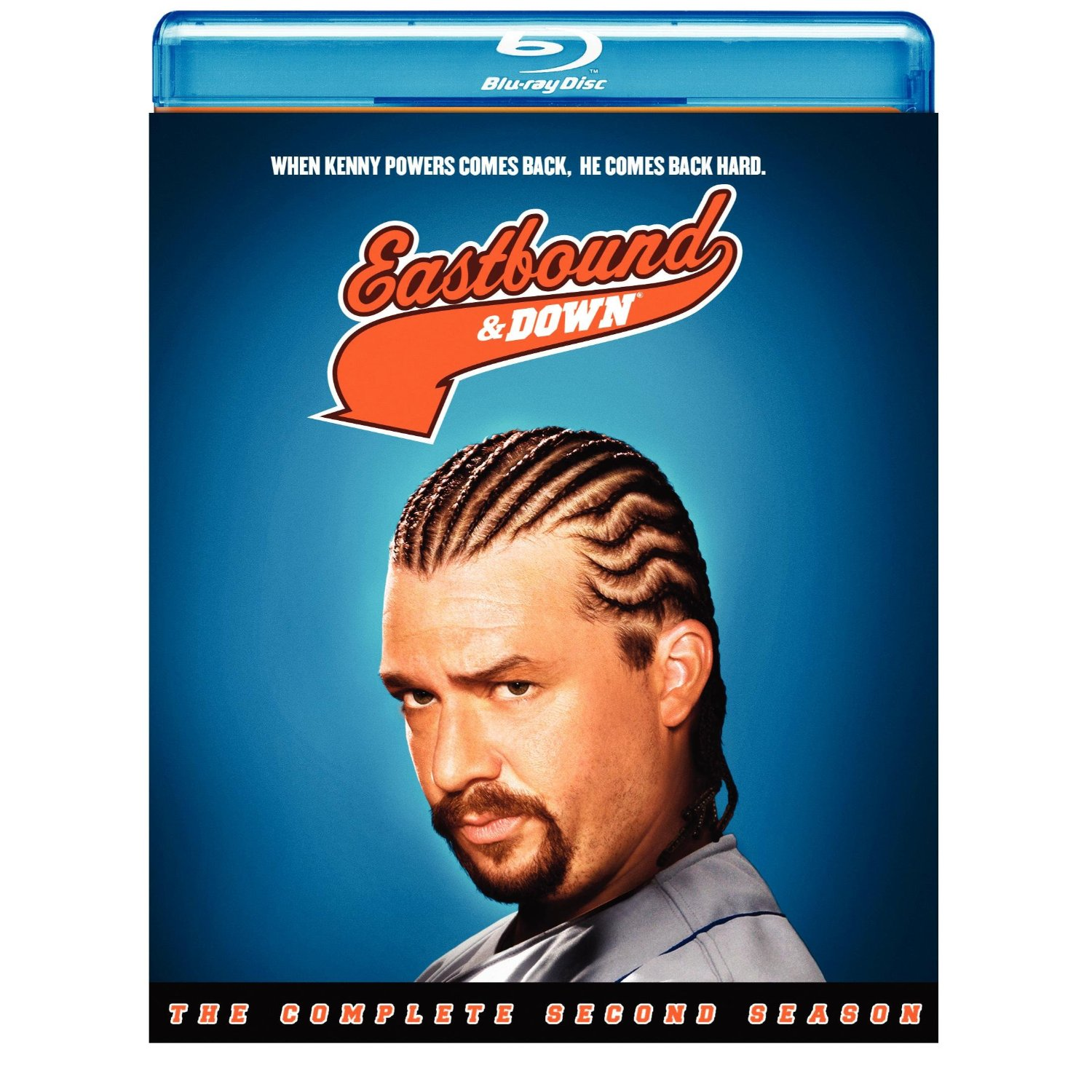 Eastbound Season 2 Bluray