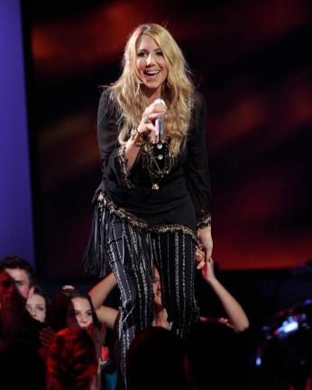 Elise Testone American Idol Top 9