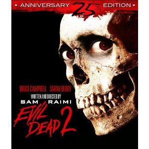 Evil Dead 2 Blu