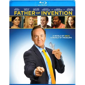 Father of Invention Blu