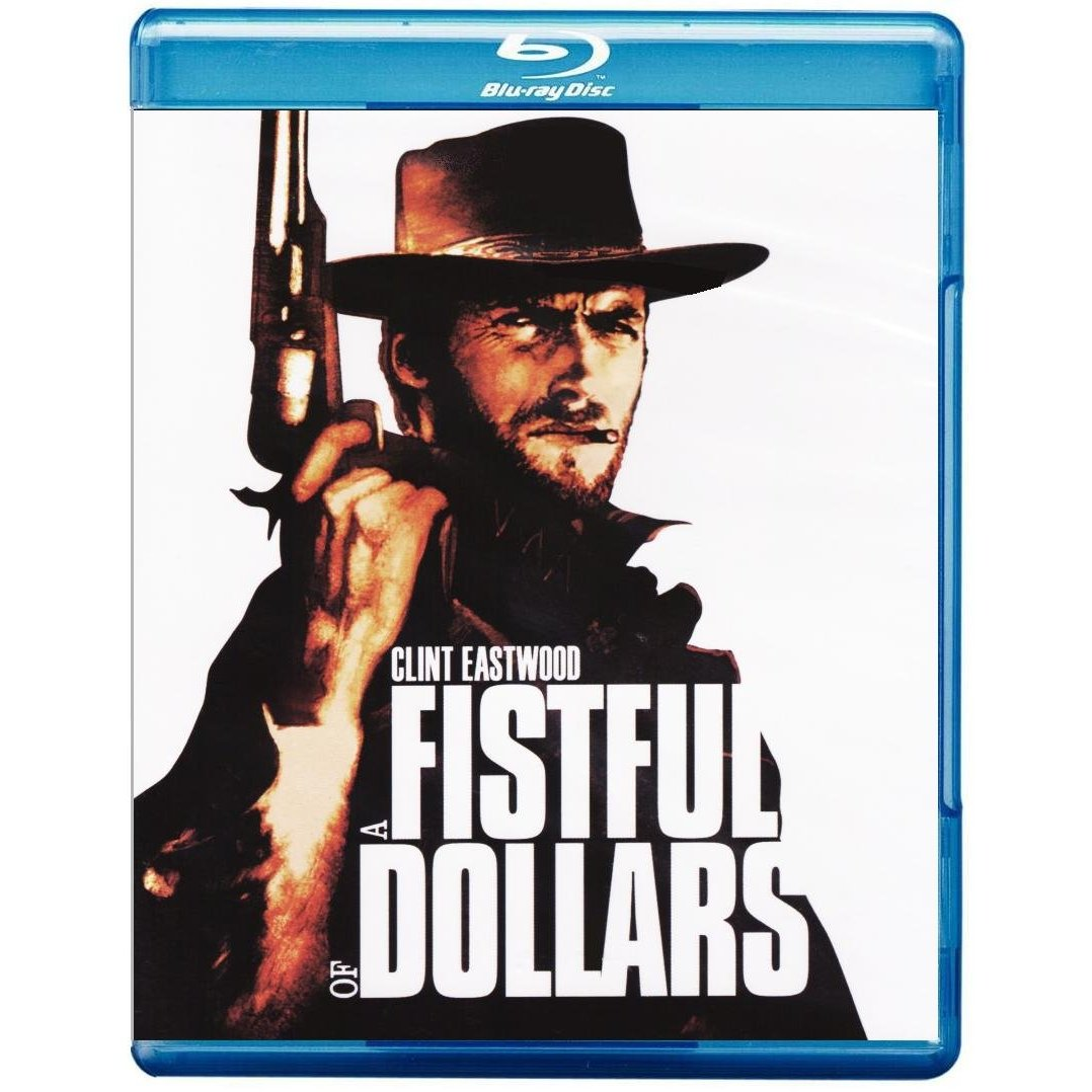 Fistful of Dollars Bluray